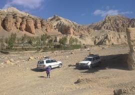 Upper Mustang Off Road Jeep Safari