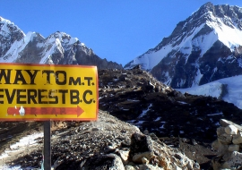 Everest Base Camp via Jiri Trek