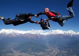 Pokhara Skydiving